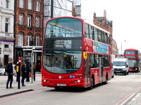 Route 31: Camden Town - White City