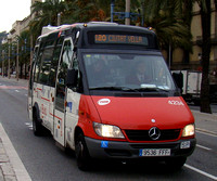 9536FFF Mercedes Benz Sprinter