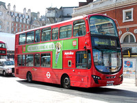 Route 52: Willesden, Bus Garage - Victoria