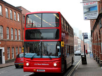 Route 101: Birmingham - Jewellery Quarter - Winson Green - Handsworth, Oxhill Road