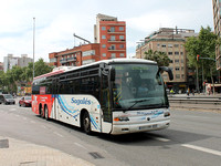 2261CRN, Noge Touring Intercity, Sagales